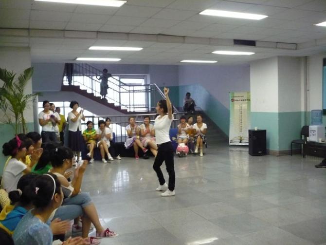 重庆优德88唯一官网学校,重庆优德88唯一官网专业学校娱乐活动
